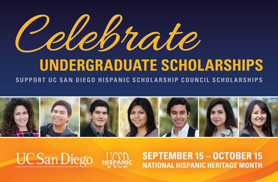 Hispanic Scholarship Council Scholarship